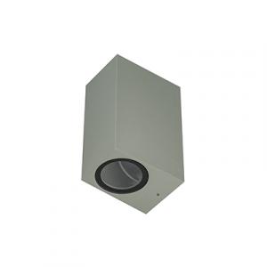 scisor rectangular gris 2l