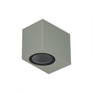scisor rectangular gris