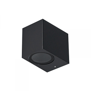 scisor rectangular negro